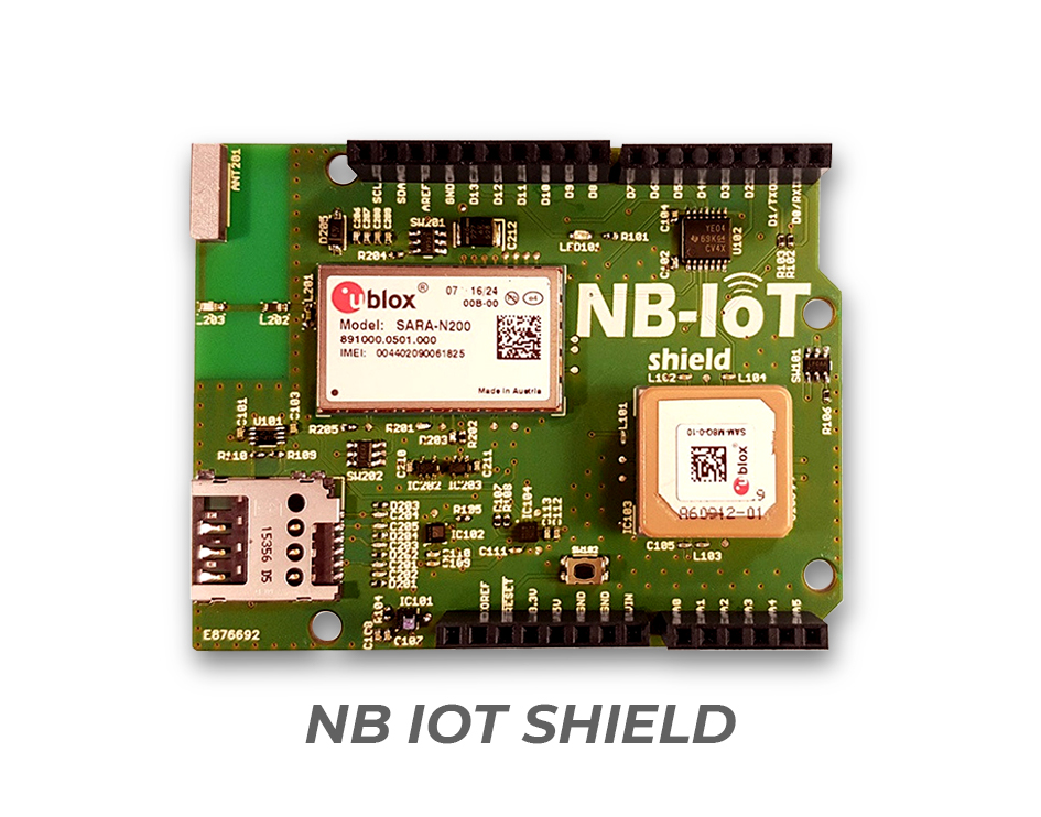 NB IOT SHIELD